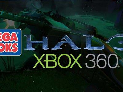 Microsoft canceló un proyecto de Halo con Mega Blocks para Xbox 360
