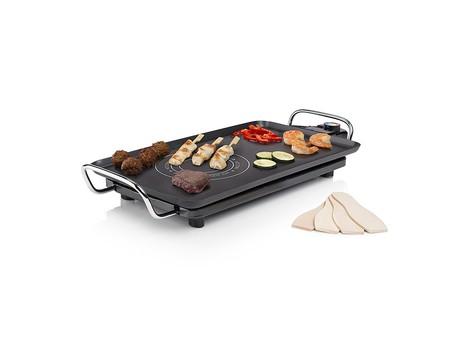 La plancha Princess 103050 Table Chef Hot-Zone con zona supercaliente cuesta sólo 35 euros  en Amazon