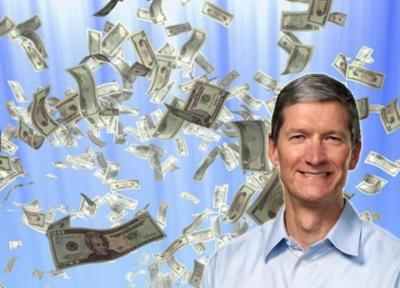 Esto es lo que los ejecutivos de Apple percibieron de salario y bonos durante 2014