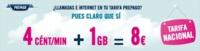 Happy Móvil renueva sus tarifas de prepago ofreciendo llamadas a 0.04 euros y 1 Gb por ocho euros al mes