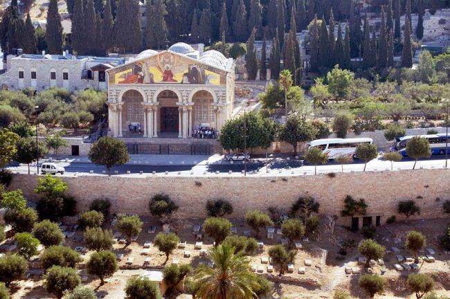 Iglesia de las Naciones