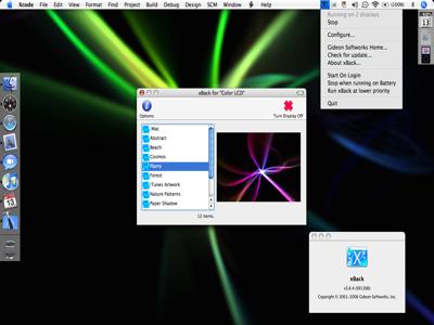 xBack, otro programa para tener un salvapantallas en el escritorio