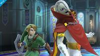 Ghirahim estará en Super Smash Bros. incluso para defender al mismísimo Link