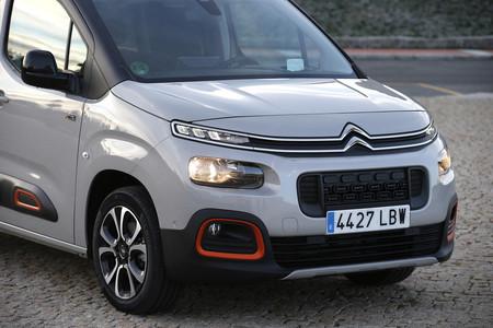 Citroën Berlingo 2020 frontal