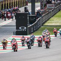 Así será MotoGP en 2022: 22 carreras, 24 pilotos, cuatro motos por marca y menos aerodinámica