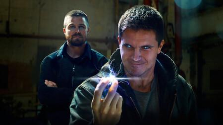 'Code 8': Netflix se hace con la secuela del thriller de ciencia ficción de Robbie y Stephen Amell