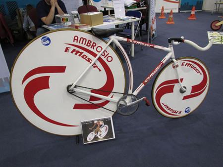 Franceso Moser bicicleta