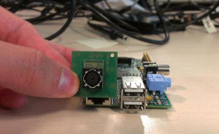 Raspberry Pi Camera, la fotografía llegará en 2013 al pequeño ordenador de los 25 dólares