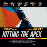 Netflix incorporará el 1 de julio a su parrilla 'Hitting the Apex', el documental de Brad Pitt sobre MotoGP