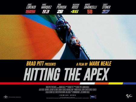 Netflix incorporará el 1 de julio a su parrilla 'Hitting the Apex', el documental de Brad Pitt sobre MotoGP