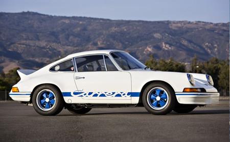 Un Porsche 911 Carrera 2.7 RS Lightweight de 1973 vendido por 1,4 millones de dólares