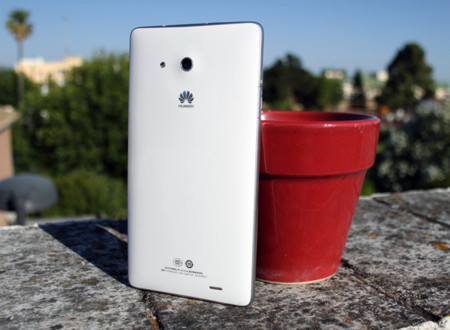 Huawei Ascend Mate, análisis