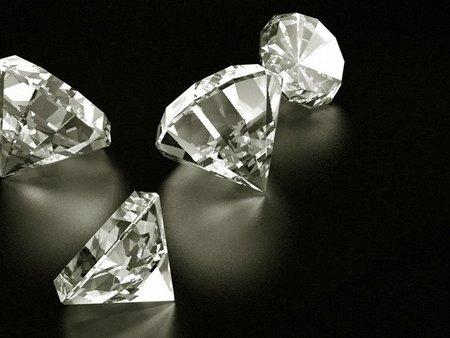 Si pones un diamante al sol perderá átomos de carbono