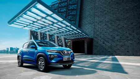 Renault City K-ZE: el SUV eléctrico urbano del rombo que quiere conquistar el mercado chino