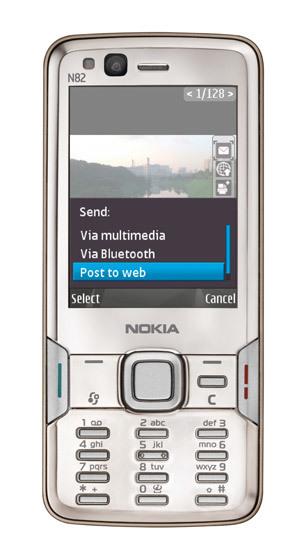 Foto de Nokia N82 (1/4)