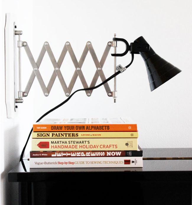 Ikea hackers l mpara tipo flexo - Flexo para estudiar ...