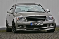 Väth V18K, tuning fino para el Mercedes Clase C