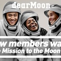 Así te puedes inscribir para un viaje gratis alrededor de la Luna en un cohete de SpaceX: Elon Musk y Yusaku Maezawa buscan ocho personas