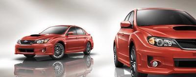 2011 Subaru Impreza WRX y WRX STI
