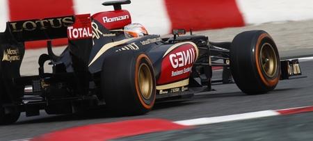 Lotus no tiene patrocinador principal para esta temporada