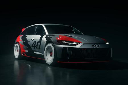 Audi RS6 GTO Concept, la firma alemana rinde homenaje a su campeón de la categoría IMSA