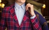 Sí, a Gant Rugger se le ha ido la mano con los estampados en su pre-colección Primavera 2014...