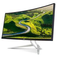 El nuevo monitor de Acer para jugar es curvo, ultrapanorámico y gigante: 37,5 pulgadas