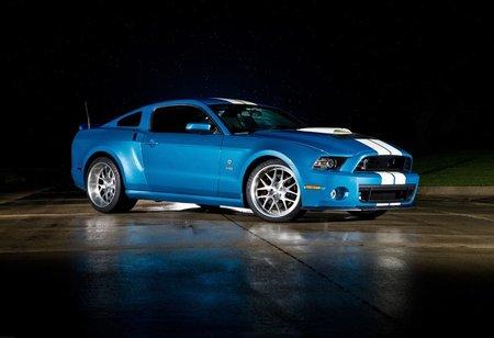 Shelby GT500 Cobra: 850 CV en homenaje a Carroll Shelby