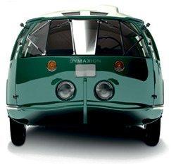 Dymaxion Car #4 de Buckminster Fuller