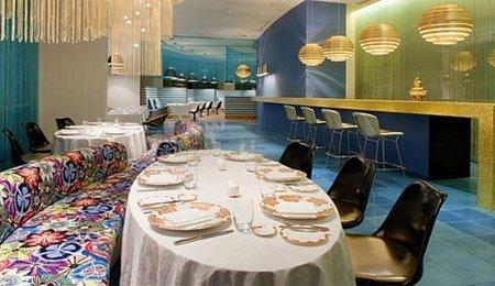 El restaurante del Hotel Missoni