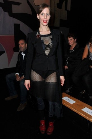 Semana de la Moda de París Liz Goldwin
