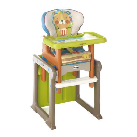 Eligiendo trona para el beb 8 opciones para diferentes for Silla que se convierte en mesa