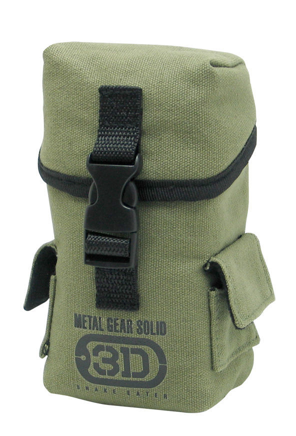 Metal Gear Solid: Snake Eater 3D, accesorios