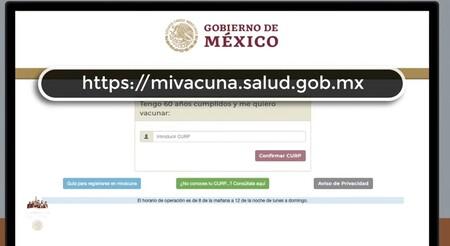 México ya tiene un sitio web para que adultos mayores se registren para obtener la vacuna contra COVID: así funciona