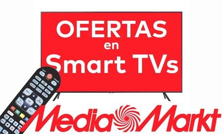 Smart TVs en oferta en MediaMarkt: 9 modelos de Samsung, LG y Philips de 75 a 24 pulgadas a los mejores precios