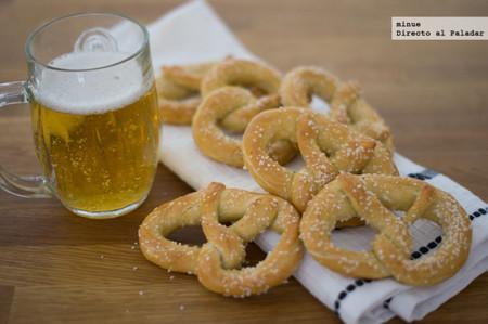 Receta de bretzels, los lacitos de pan imprescindibles en la Oktoberfest
