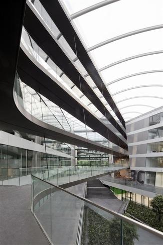 Foto de Espacios para trabajar: las oficinas de Adidas (1/10)