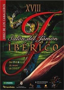 Sergi Arola inaugura el XVIII Salón del Jamón Ibérico de Jerez