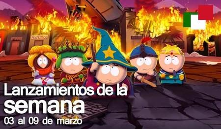 Lanzamientos de la semana en México del 03 al 09 de marzo