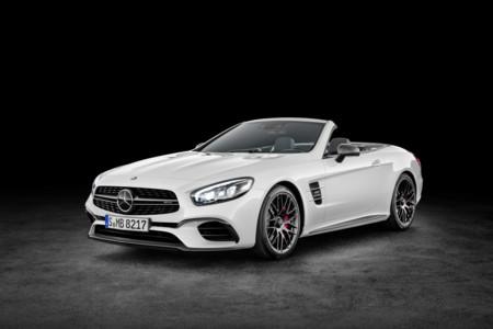 Mercedes-Benz SL, filtrado, porque las reglas se hicieron para romperse