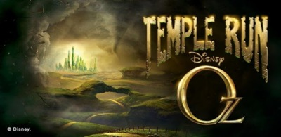 Temple Run: Oz llega a Android