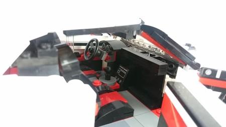 Lego Nissan Gt R Nismo 7