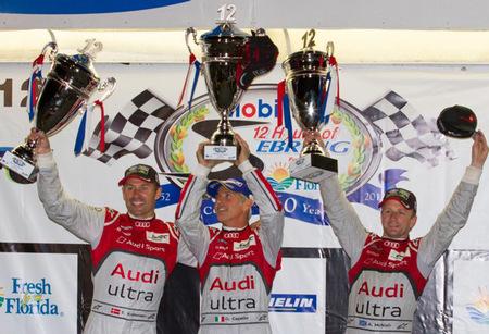 Audi vence en las 12 horas de Sebring, primera cita del World Endurance Championship