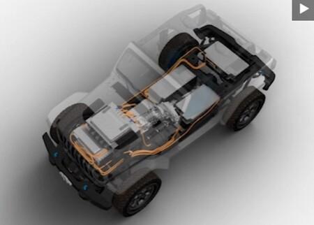 Jeep Wrangler Electrico 3