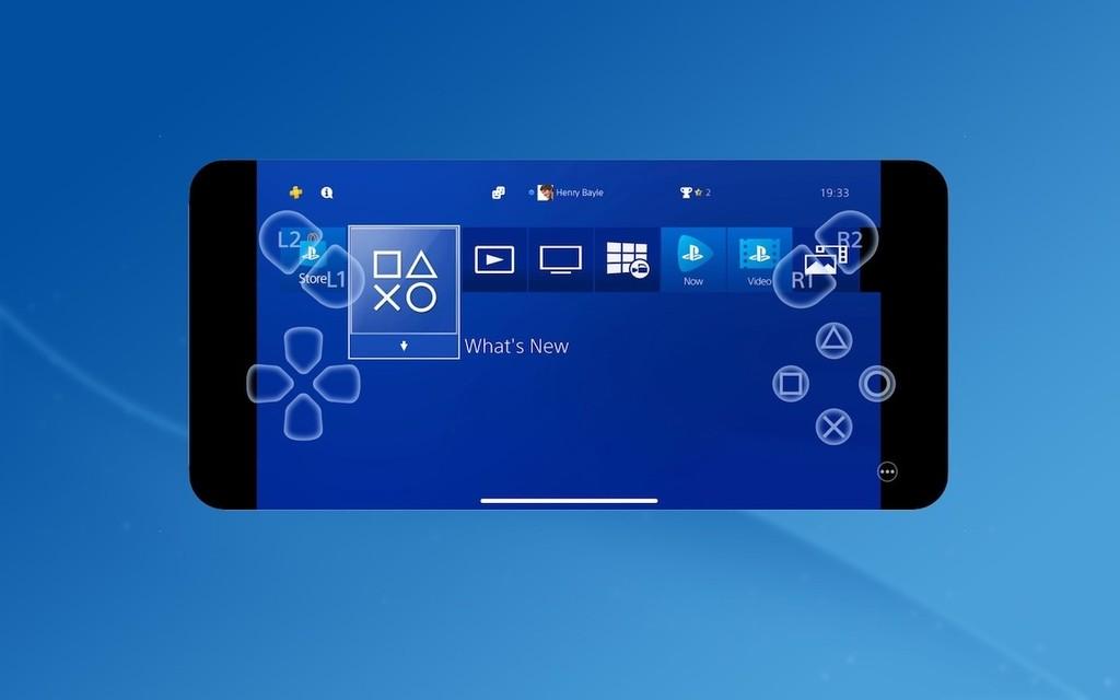 PS4 bereits spiel ermöglicht remote-Android mit seiner neuesten update