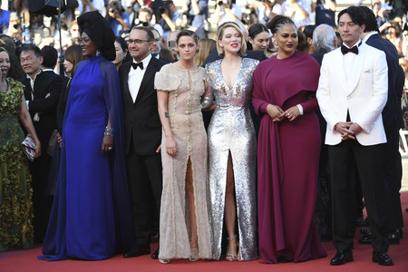 Alfombra Roja De La Clausura Del Festival De Cannes 2018