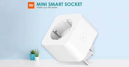 Xiaomi Mini Smart Socket: el nuevo enchufe de Xiaomi apuesta por Zigbee para controlar los dispositivos enchufados