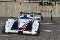 Toyota se hace con el récord de eléctricos en el Nürburgring-Nordschleife
