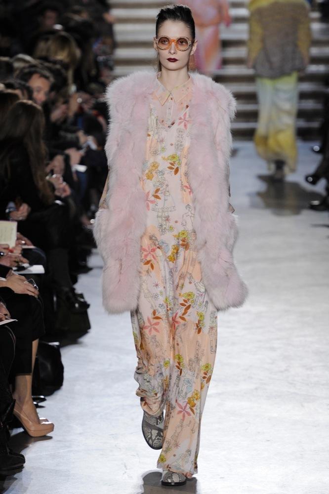 Foto de Missoni en la Semana de la Moda de Milán Otoño-Invierno 2011/2012: color boho chic (30/33)