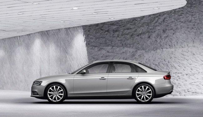 Audi A4 2012 3